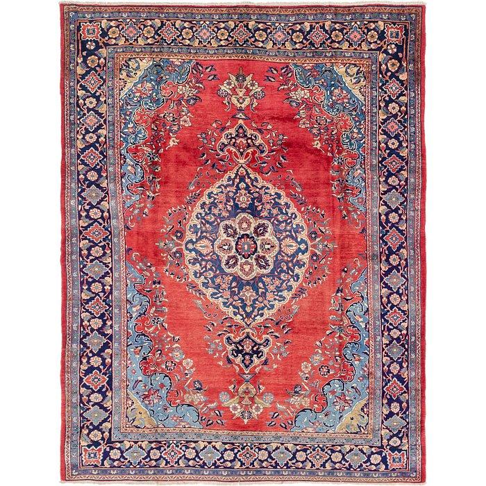 8' 2 x 10' 10 Golpayegan Persian Rug