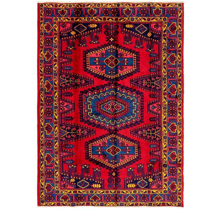 7' 4 x 10' Viss Persian Rug
