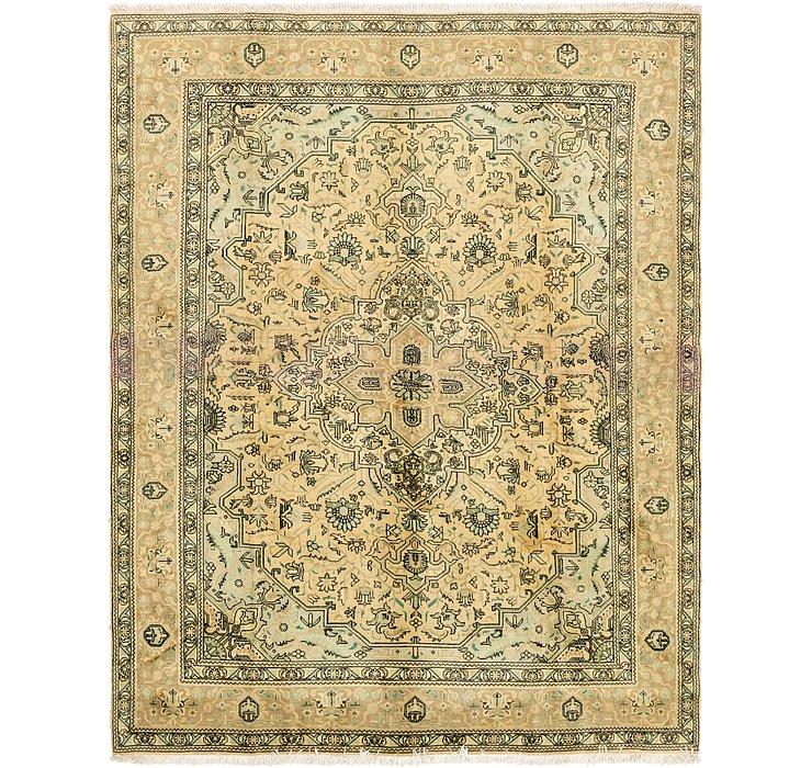8' 6 x 11' 6 Tabriz Persian Rug