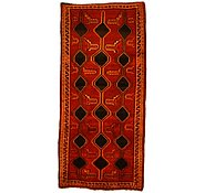 Link to 4' x 8' 10 Kurdish Berber Persian Runner Rug