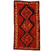 Link to 4' 9 x 8' 10 Kurdish Berber Persian Rug