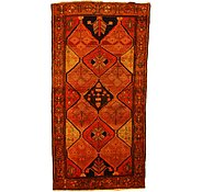 Link to 4' 3 x 8' 6 Kurdish Berber Persian Rug