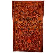 Link to 4' 7 x 7' 7 Kurdish Berber Persian Rug