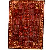 Link to 5' 9 x 7' 10 Kurdish Berber Persian Rug