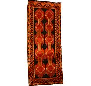 Link to 4' 2 x 9' 10 Kurdish Berber Persian Runner Rug