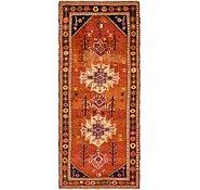 Link to 137cm x 318cm Hamedan Persian Runner Rug