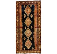 Link to 4' 7 x 10' Shiraz Persian Runner Rug