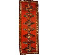 Link to 4' 6 x 12' 6 Kurdish Berber Persian Runner Rug
