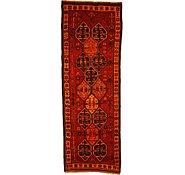 Link to 4' 2 x 12' Kurdish Berber Persian Runner Rug