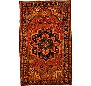 Link to 4' 6 x 7' 1 Borchelu Persian Rug