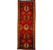Link to 4' 6 x 13' 1 Kurdish Berber Persian Runner Rug