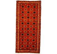 Link to 4' x 8' 2 Kurdish Berber Persian Rug