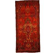 Link to 4' 6 x 9' 11 Hamedan Persian Runner Rug