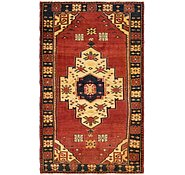 Link to 4' 9 x 7' 9 Shiraz Persian Rug