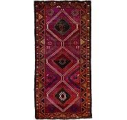 Link to 4' 10 x 9' 11 Kurdish Berber Persian Runner Rug