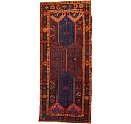 Link to 4' 10 x 11' 5 Shiraz Persian Runner Rug