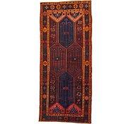 Link to 4' 10 x 11' 5 Shiraz Persian Runner Rug