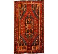 Link to 5' 4 x 9' 9 Kurdish Berber Persian Runner Rug