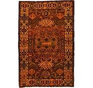 Link to 4' 11 x 7' 7 Kurdish Berber Persian Rug