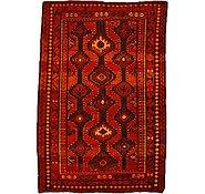 Link to 5' 2 x 7' 11 Kurdish Berber Persian Rug