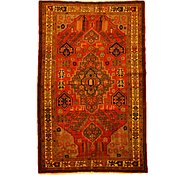 Link to 5' 2 x 8' 11 Kurdish Berber Persian Rug