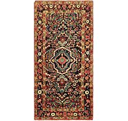 Link to 4' 9 x 9' 8 Hamedan Persian Runner Rug