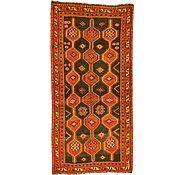 Link to 4' 2 x 8' 5 Kurdish Berber Persian Runner Rug