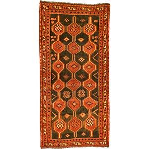 4' 2 x 8' 5 Kurdish Berber Persian ...