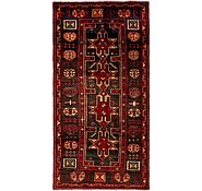 Link to 4' 9 x 9' 5 Hamedan Persian Runner Rug