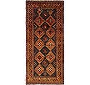 Link to 4' 7 x 9' 9 Kurdish Berber Persian Runner Rug