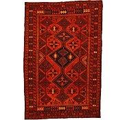 Link to 5' 7 x 8' 6 Kurdish Berber Persian Rug