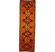 Link to 4' x 13' Kurdish Berber Persian Runner Rug