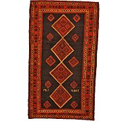 Link to 5' 3 x 9' 1 Kurdish Berber Persian Rug