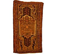 Link to 5' 6 x 9' 5 Kurdish Berber Persian Rug