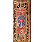 Link to 4' 9 x 10' 10 Hamedan Persian Runner Rug
