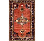 Link to 5' 6 x 9' Hamedan Persian Rug