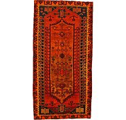 Link to 4' 6 x 8' 10 Kurdish Berber Persian Rug