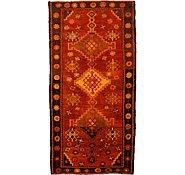 Link to 3' 11 x 7' 10 Kurdish Berber Persian Runner Rug