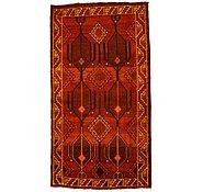 Link to 4' 2 x 7' 10 Kurdish Berber Persian Rug
