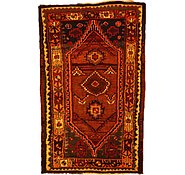 Link to 4' 6 x 7' 5 Shiraz Persian Rug