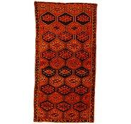 Link to 4' 2 x 8' 2 Kurdish Berber Persian Rug
