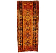 Link to 3' 3 x 7' 7 Kurdish Berber Persian Runner Rug