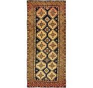 Link to 4' 1 x 9' 2 Kurdish Berber Persian Runner Rug