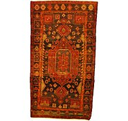 Link to 4' 6 x 8' Hamedan Persian Rug