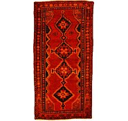 Link to 3' 8 x 7' 4 Kurdish Berber Persian Rug