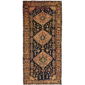 4' 9 x 9' 9 Kurdish Berber Persian ...