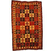Link to 4' 11 x 7' 7 Shiraz Persian Rug