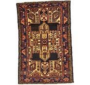 Link to 4' 4 x 6' 5 Tuiserkan Persian Rug
