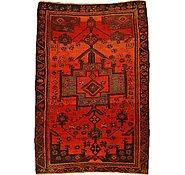 Link to 4' 5 x 6' 6 Hamedan Persian Rug