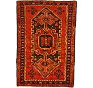 Link to 4' 7 x 6' 9 Hamedan Persian Rug